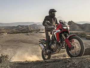 Africa Twin – An Interactive Adventure