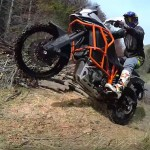 Chris Birch Hill Climb Tips – KTM1190 Adventure R