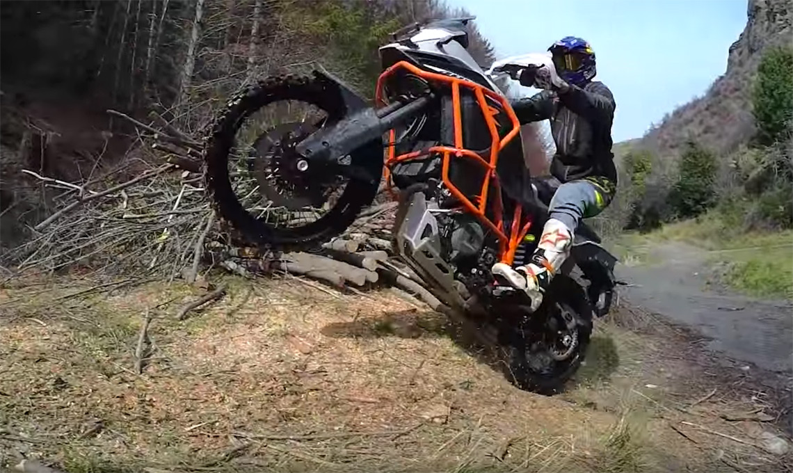 chris birch hill climb tips – ktm1190 adventure r | derestricted