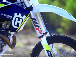 Inside the all new WP suspension Air Fork with Motocross Action Magazine