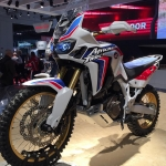 The new Africa twin is a beauty! #honda