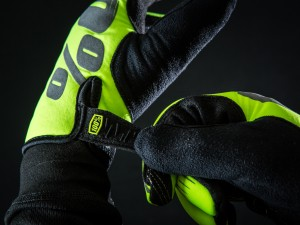 100% Presents – The Brisker Glove | Now in Neon Yellow