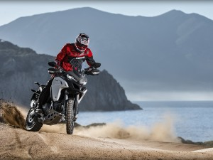 New Ducati Multistrada Enduro 1200 off-road testing – Development video
