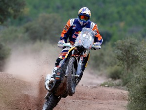 2016 KTM Factory Dakar Rally Team