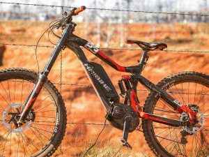 Seriously want to get our hands on Guido Tschugg's #xduro #haibike #dh ! @tschugg23