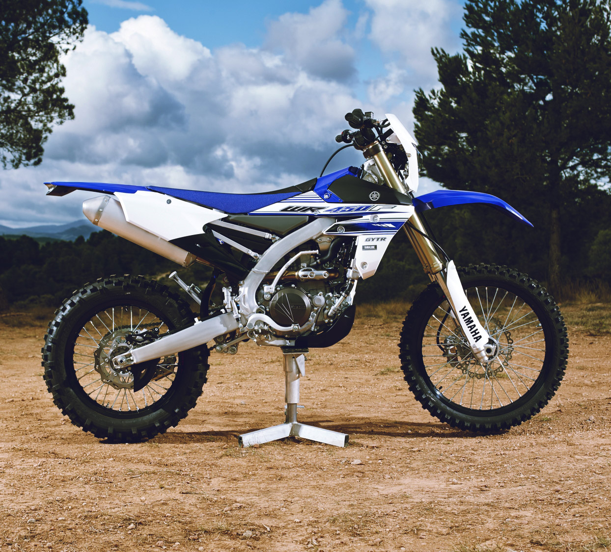 2016 yamaha wr450f australian launch stroud nsw. Black Bedroom Furniture Sets. Home Design Ideas