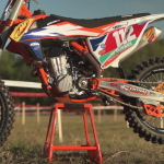 Charlie Mullins' KTM 450 SX-F – Factory Bike Friday