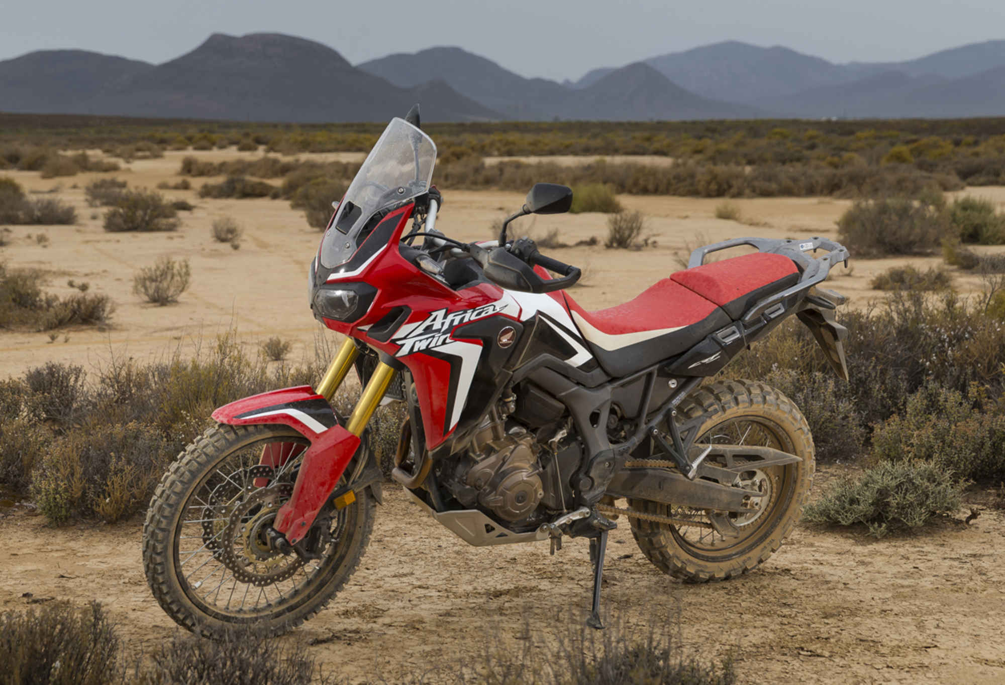 2016 Honda CRF1000L Africa Twin Review