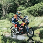 There is still a long way to go until the end of this years #Dakar but my top picks for the overall are local Salzburg hero @matthias_walkner and  @tobyprice87 ! #KTM #450rally #ride100percent