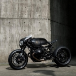 Love this Bavarian Fistfighter #BMW #rninet by Rough crafts!