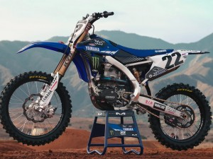 Chad reed signs with Yamaha Factory Racing for 2016