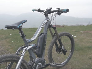 A mountain bikers review of the Haibike Nduro electric mountain bike