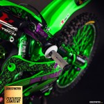 Alvaro Dal Farra presents: Kawasaki KX 450F Party Fluo Edition