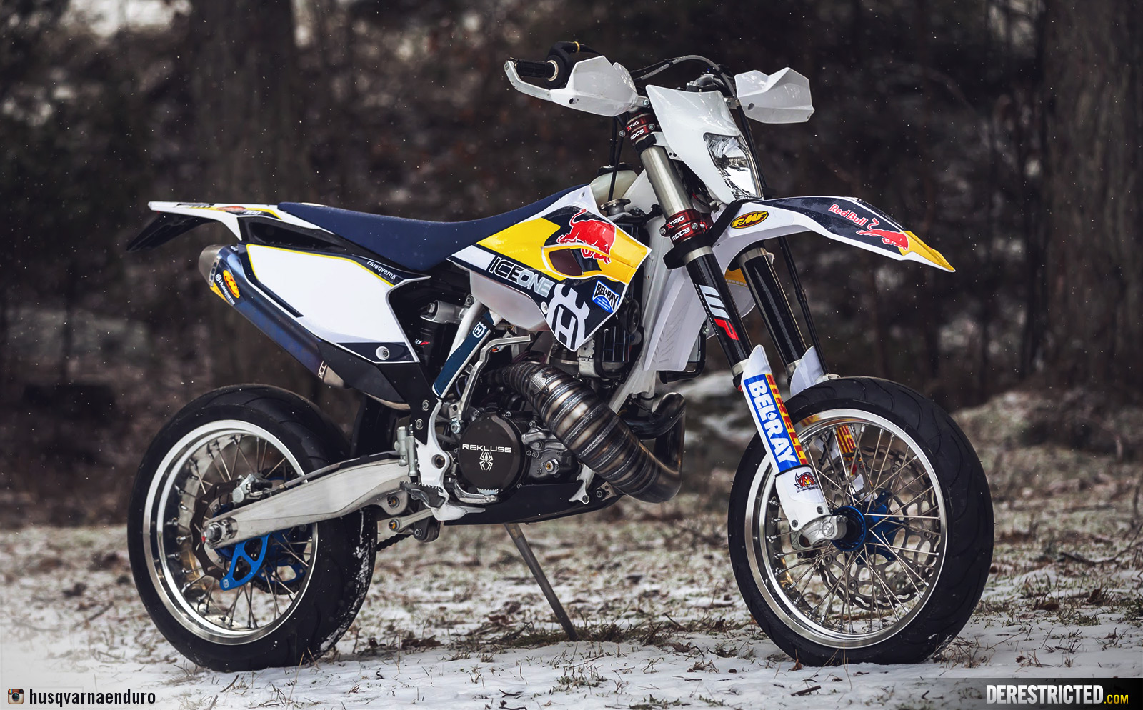 2016 husqvarna ts300 supermoto derestricted. Black Bedroom Furniture Sets. Home Design Ideas
