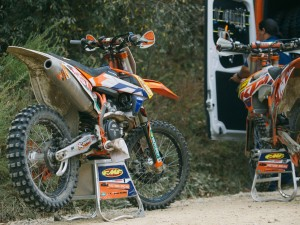 An Orange Year with KTM from Cole Kirkpatrick