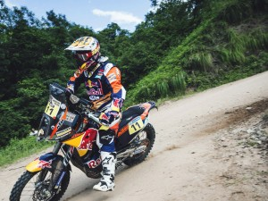 Stage 3 – Inside Dakar 2016 – Enduro