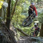 Bulldog and Blinky Ride Te Ranga | Downhill MTB