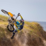 2016 Yamaha WR450F | Daniel Milner Tackles the Dunes