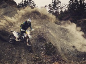 Meanwhile in Croatia. @endurides getting loose! This is actually an iPhone screenshot of an iPhone video.  #KTM #300exc #enduro #braap #freeride
