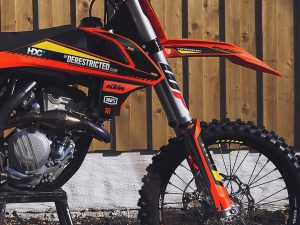 Closer look. #350sxf #motocross #motorcycle #de_portfolio @haibike_official