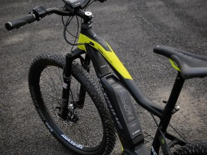 Other side of the XDURO HardSeven Plus RX. #Haibike #hardseven #XDURO #eperformance #650plus #ebike #mtb #pedelec #bosch