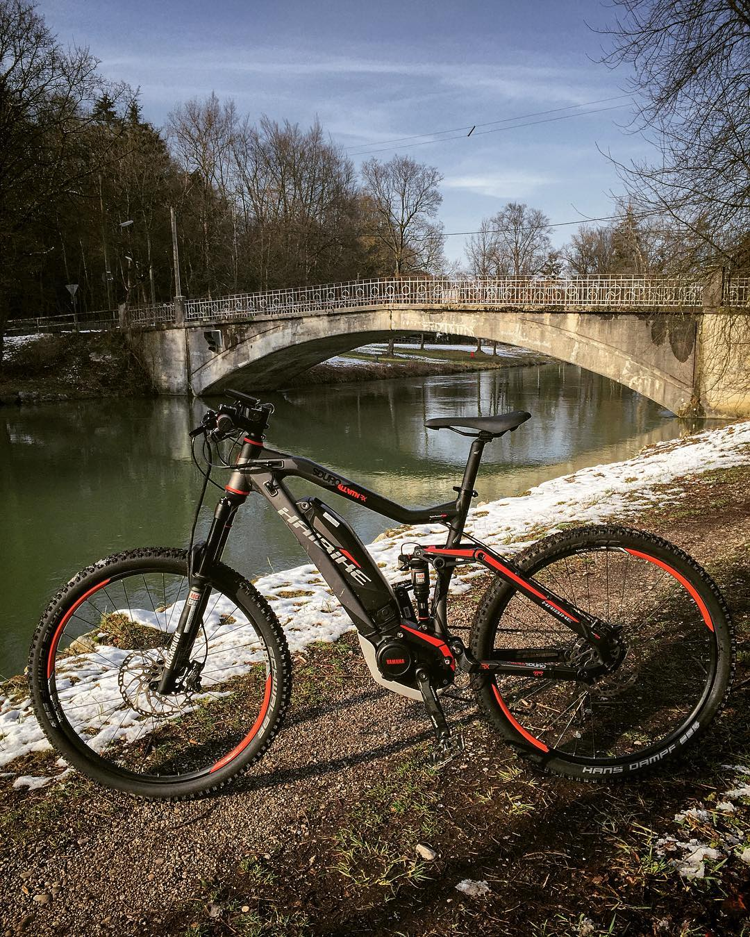 It's Friday, time to ride! #sduro #yamaha #mtb #eperformance #munich