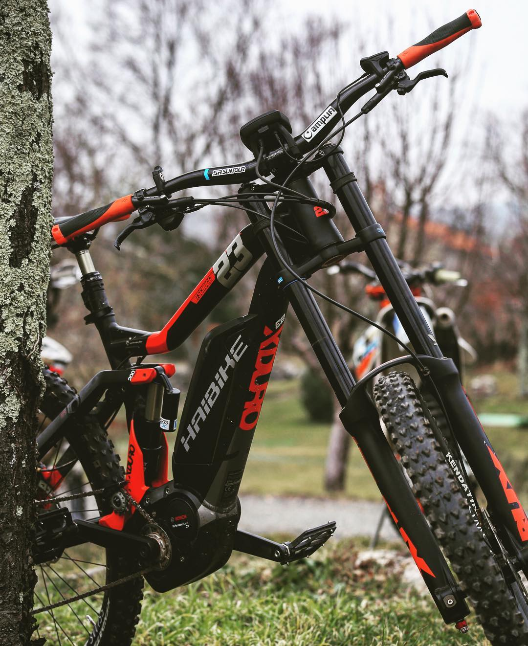 Slayer! #DH #MTB #xduro #freeride #Haibike #bikes #eperformance @tschugg23 #enduro