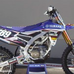 Inside Mitchell Harrison's Factory Star Racing Yamaha YZ250F