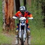 DIRT ACTION PROJECT YZ125 ENDURO PROJECT BIKE HotLap