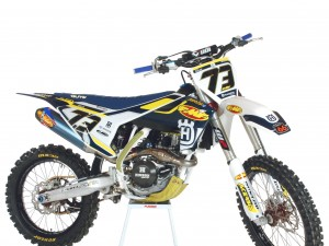 Project 3 Brothers Husqvarna FC450