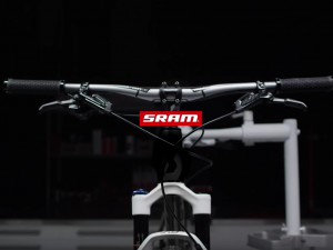 SRAM Level – Poise, Power, Control
