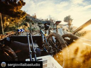 #Repost @sergiovillalbastudio ・・・ A pick up full of mountain bikes and photo equipment = a good day to me! Shooting with @tschugg23 for @haibike_official and @freemotionbikecenter in #GranCanaria