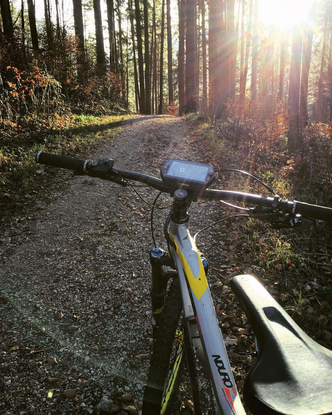 Hello sunshine. #NDURO #XDURO #RIDE #eperformance #Haibike #mtb #mountainbike #bosch