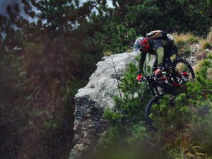 We spent the last few days riding some excellent trails in Italy with @haibike_official and @tschugg23 . The more we ride these ebikes the more we rate them, especially riding steep trails, both up and down.#eperformance #ebike #pedelec #mtb #dh #bikes #mountainbiking #enduro #ride100percent @malojaclothing #srsuntour
