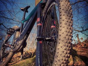 Great photo from @boschebikeusa ! #eperformance #xduro #haibike #ebike #mtb