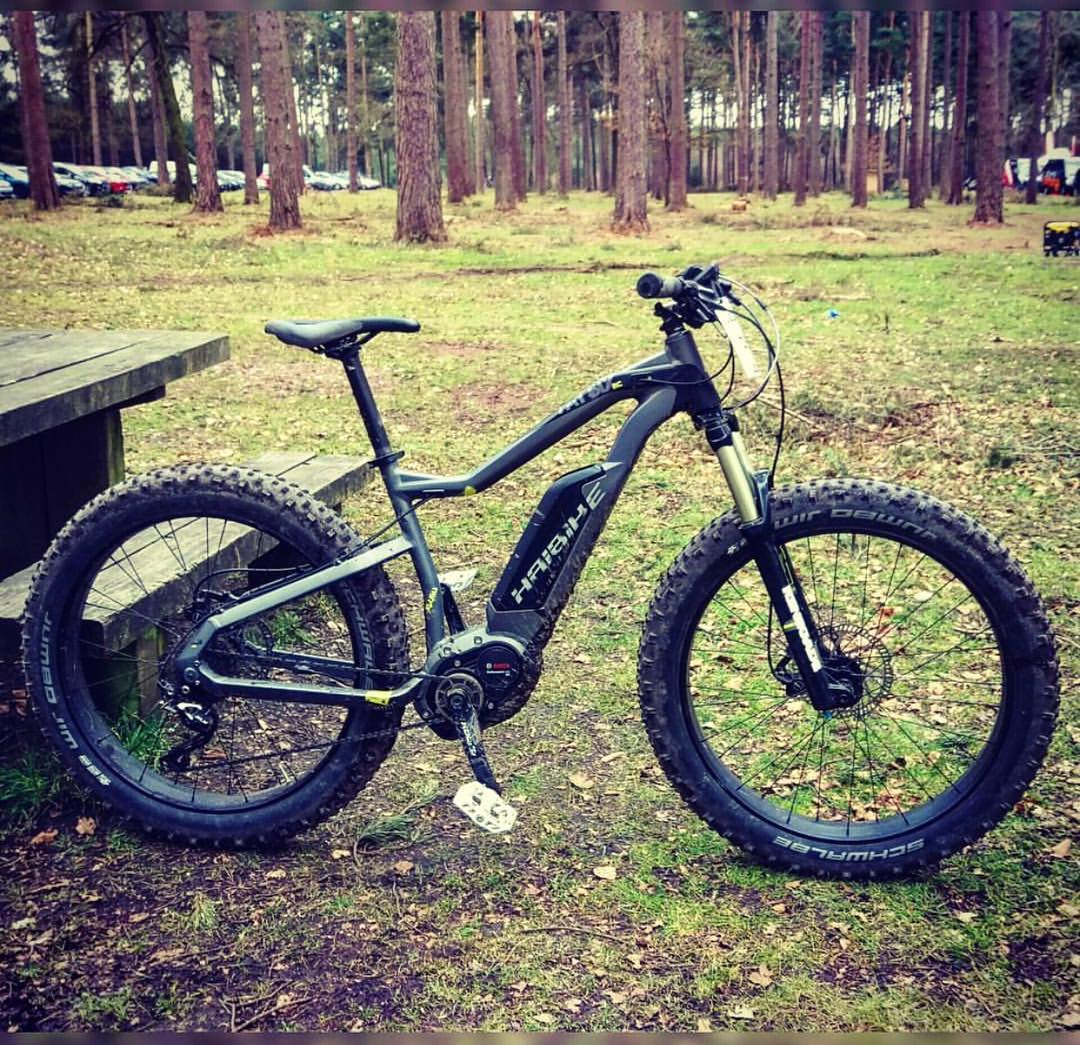 @xploitdh have been out enjoying their #xduro #fatsix ! #MTB #fatbike