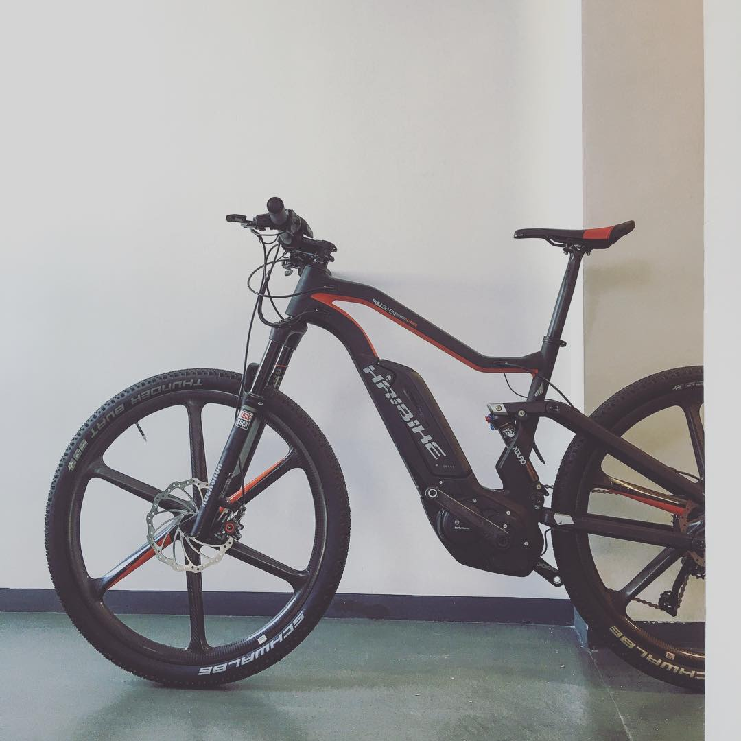 #fullseven carbon ultimate. #MTB #eperformance #ebike #bosch