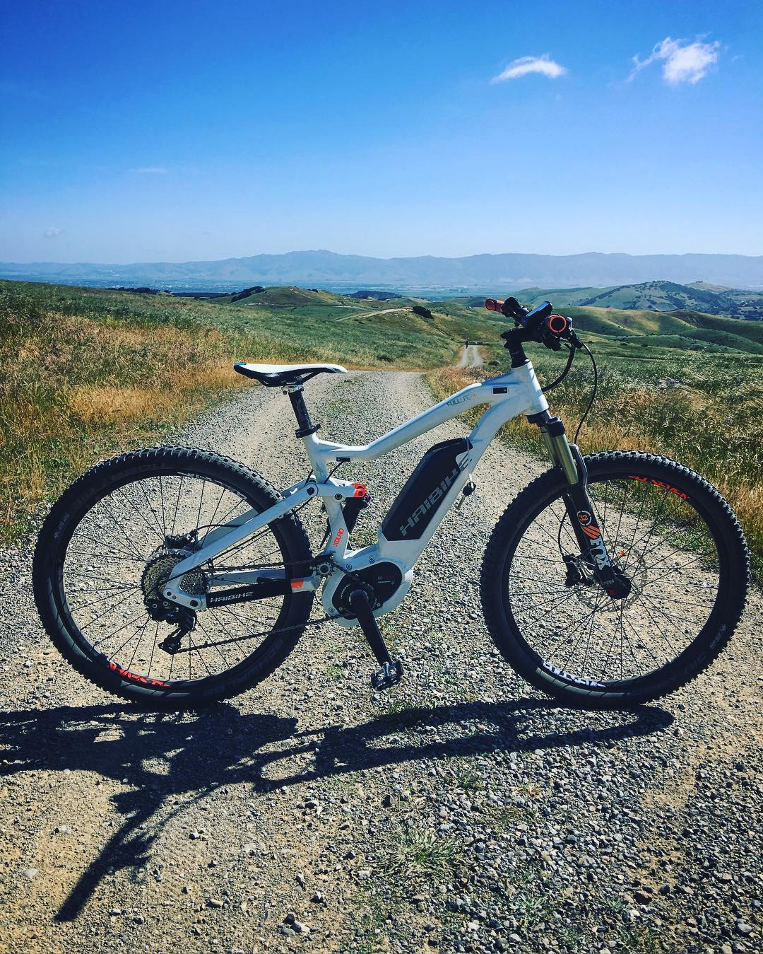 Another beautiful day at #seaotterclassic ! #xduro #emtb #mtb #ebike #fullliferx #haibike