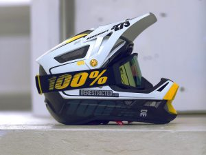 Really love this colorway of the #ride100percent Aircraft but after seeing the new chrome versions I think they are even better! Anyway, send us a good photo via Facebook PM of your helmet / goggle lockup for our contest to win some goggles!