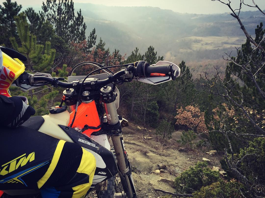 From the archives. Riding Some #enduro with @zajcmaster in Croatia with @endurides #enduro #ktm #250exc #ride100percent
