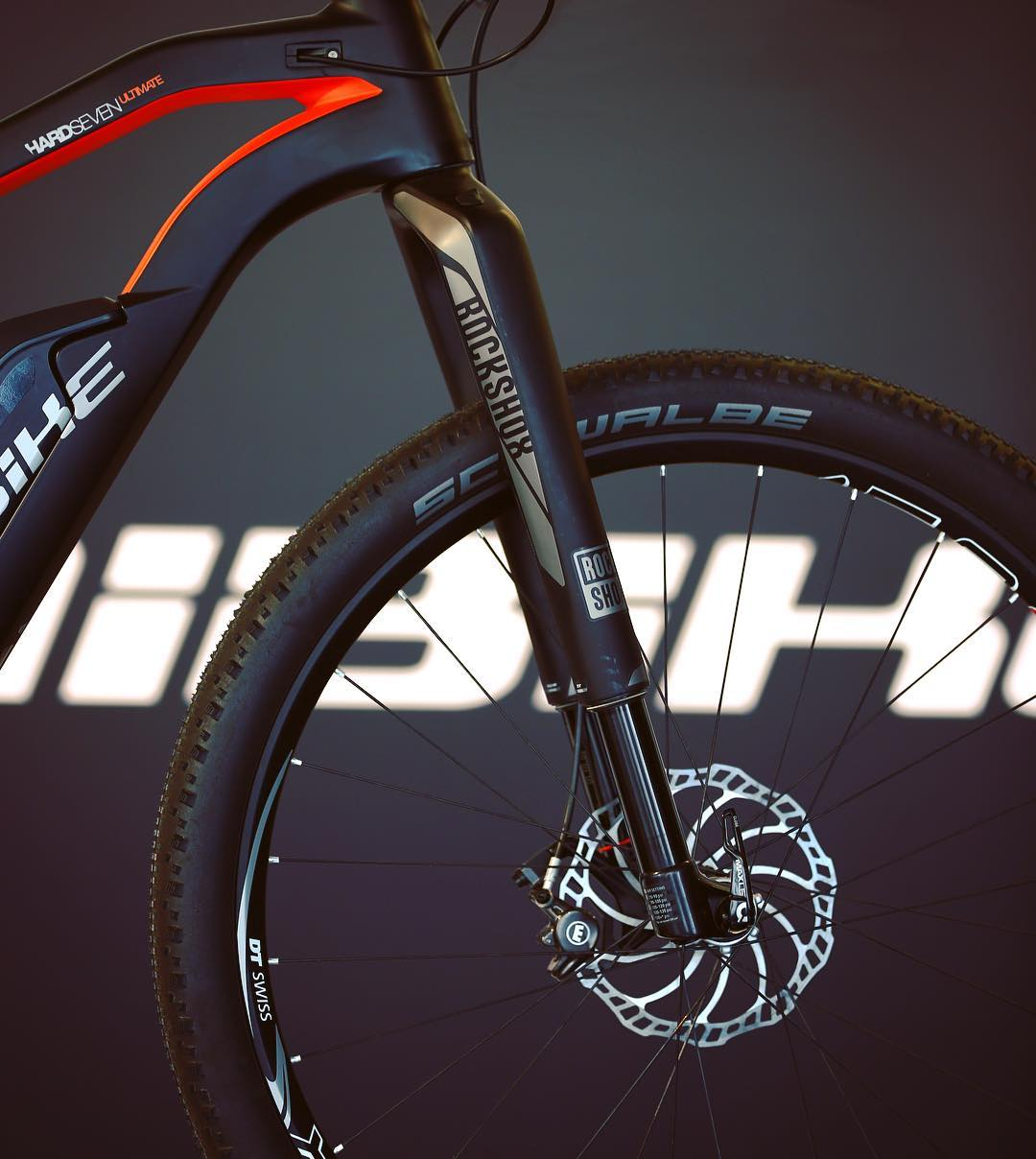 The #Haibike #hardseven ultimate. Full carbon fibre! #rs1 #emtb #mtb #xc