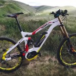 Haibike XDURO DWNHLL Pro Video Review