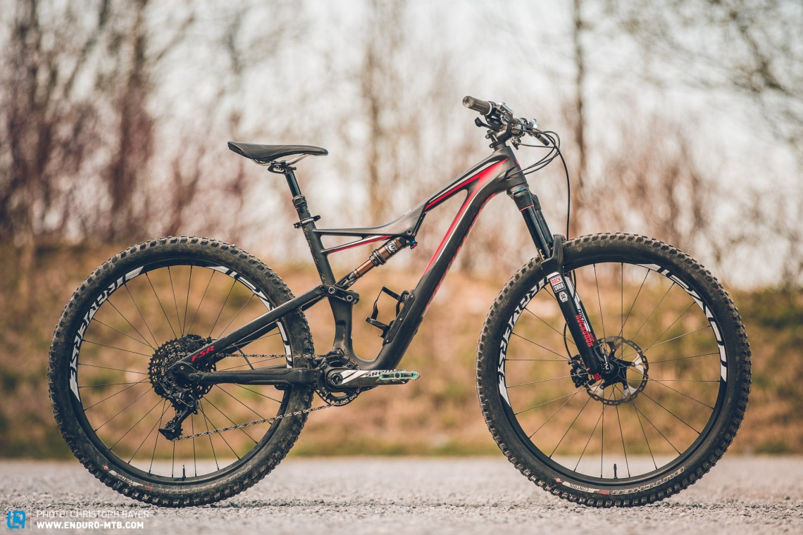 Enduro MTB: Specialized Stumpjumper FSR Expert 650B Long