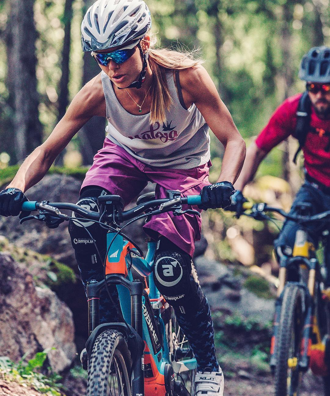 #eperformance modes. The great equalizer. In the same way as the handicap system in golf allows players of different levels to play together, so do ebikes allow riders of different skills and fitness levels to ride together. Now who is fastest? 😛 #haibike #XDURO #MTB #Emtb