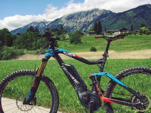 The mountains are calling. #haibike #XDURO #AllMtN #emtb #mtb