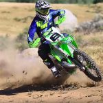 Kawasaki KX500 2 Stroke RAW featuring Destry Abbott