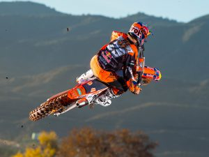 100% Presents – Marvin Musquin | Top 450SX Rookie