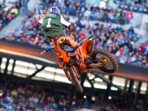 E. Rutherford Supercross – Highlights and main events!