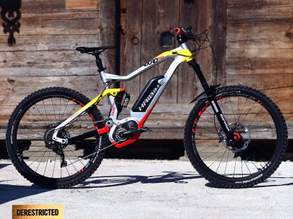 Haibike XDURO NDURO – Guido Tschugg Custom build