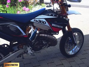 Husqvarna TS300 DERESTRICTED Preview